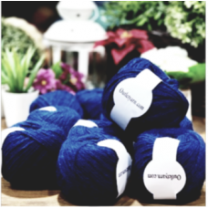 ACRIL OUTLET YARN - COD 1967 (BLEUMARIN INCHIS)