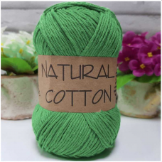 BUMBAC NATURAL COTTON - COD 1969 (VERDE SMARALD)