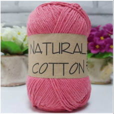 BUMBAC NATURAL COTTON - COD 2136 (ROZ ZMEURIU)