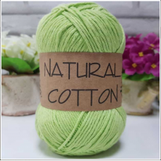 BUMBAC NATURAL COTTON - COD 2120 (FISTIC)