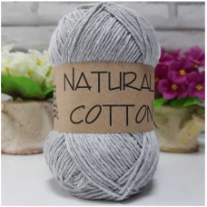 BUMBAC NATURAL COTTON - COD 2107 (GRI DESCHIS)