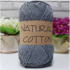 BUMBAC NATURAL COTTON - COD 194 (GRI INCHIS)